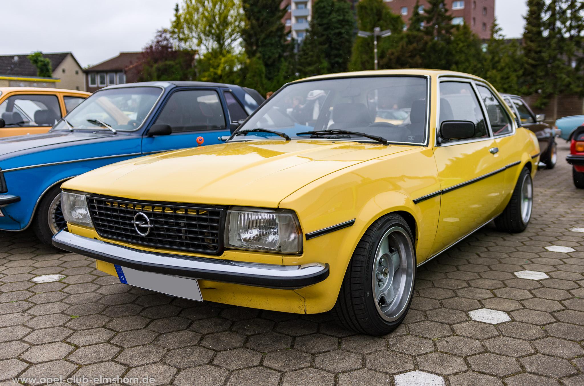 Altopeltreffen Wedel 2019 - 20190501_124144 - Opel Ascona B