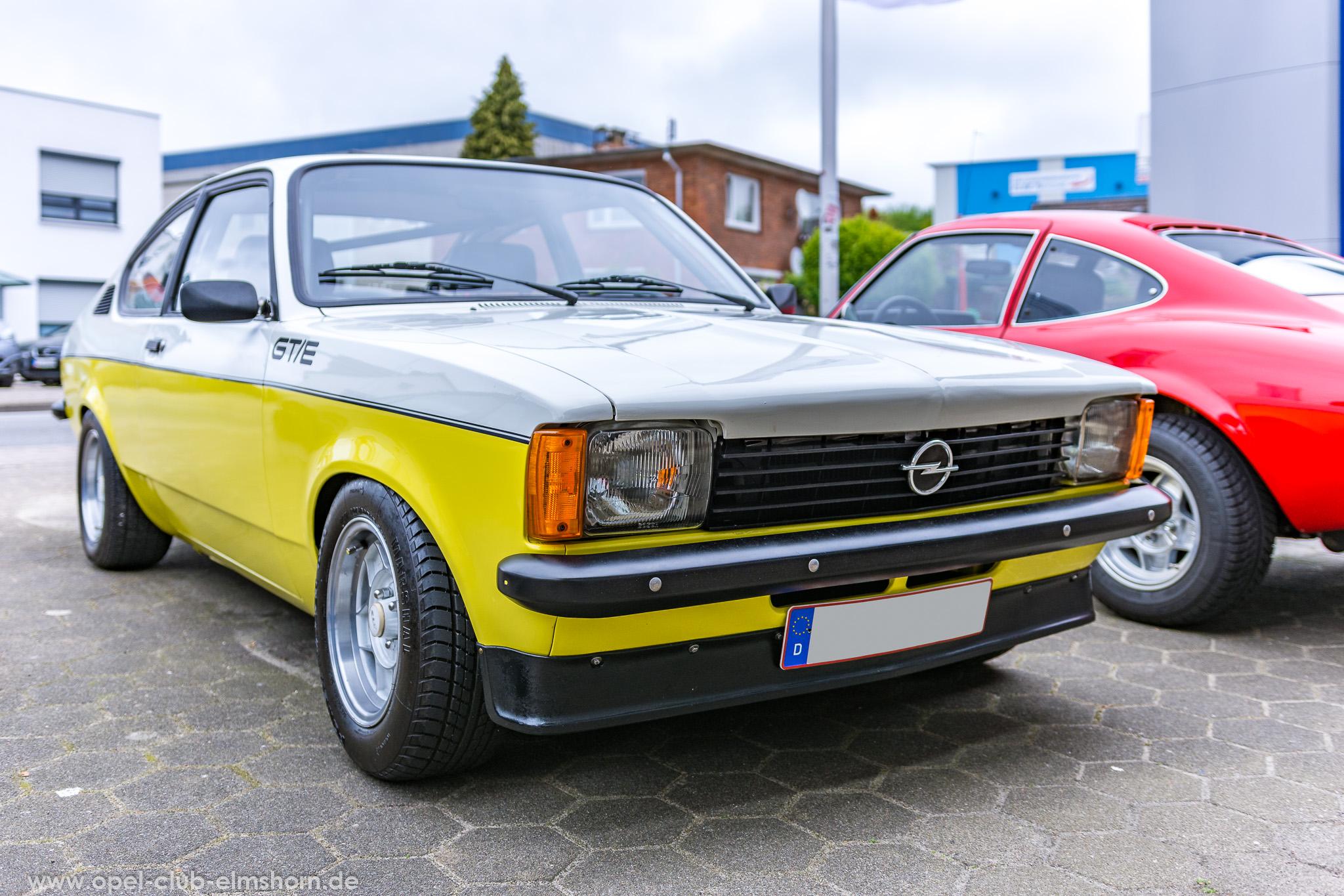 Altopeltreffen Wedel 2019 - 20190501_130903 - Opel Kadett C