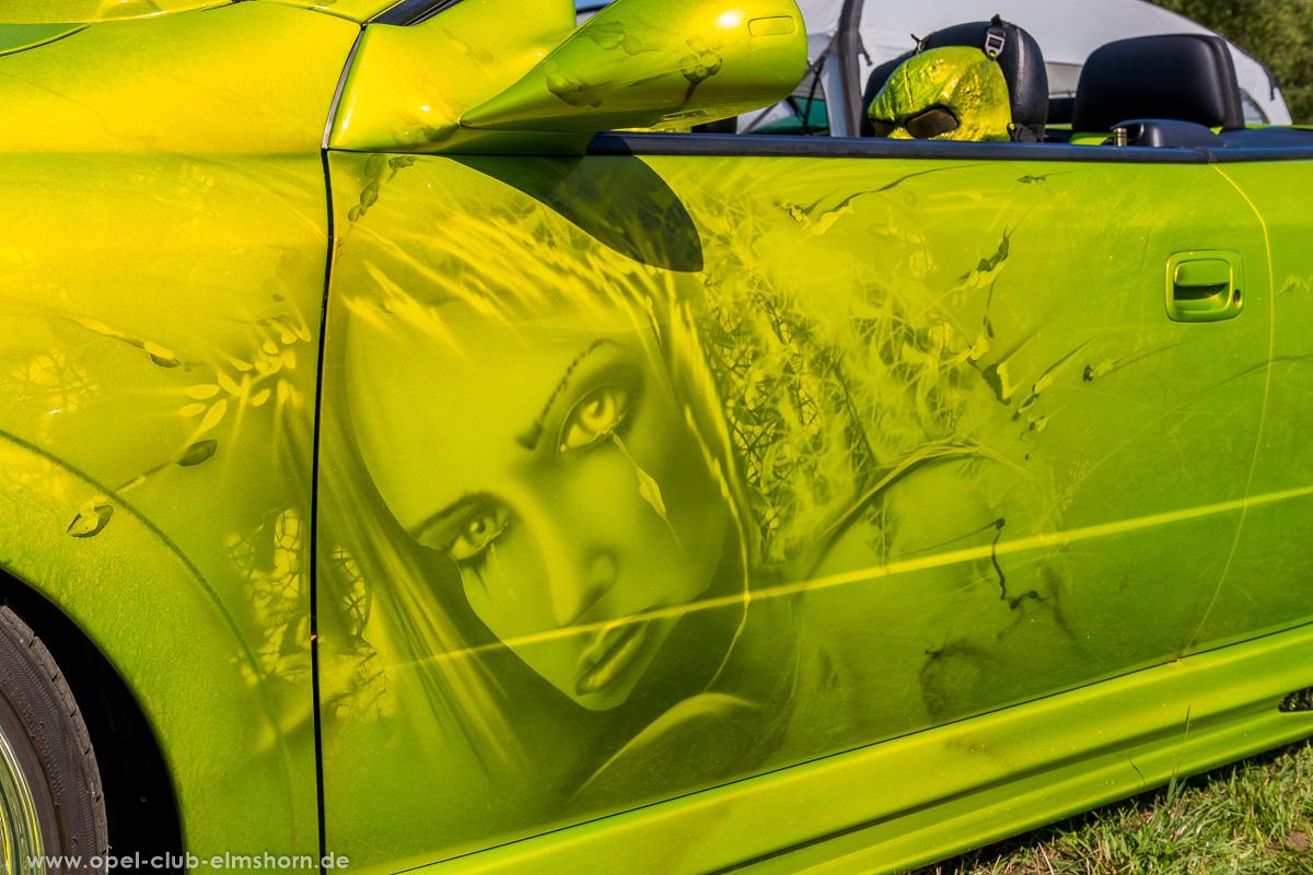 Opel Astra G Airbrush