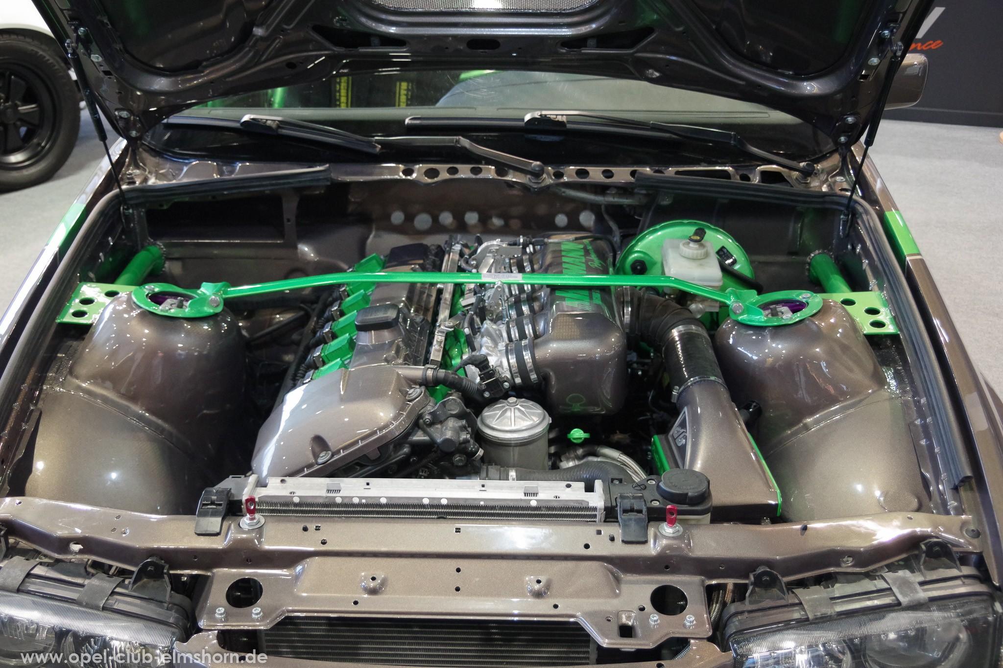 BMW Motorraum