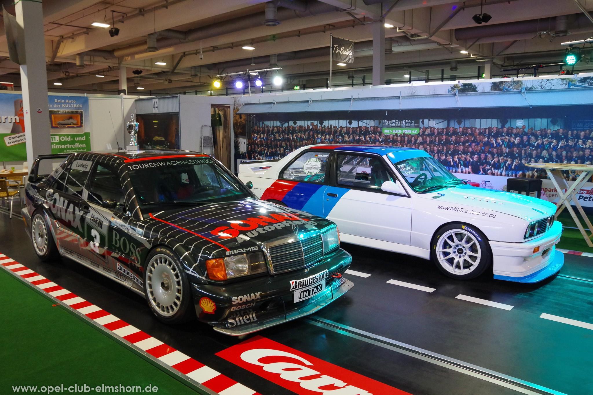 Mercedes-Benz und BMW Motorsport