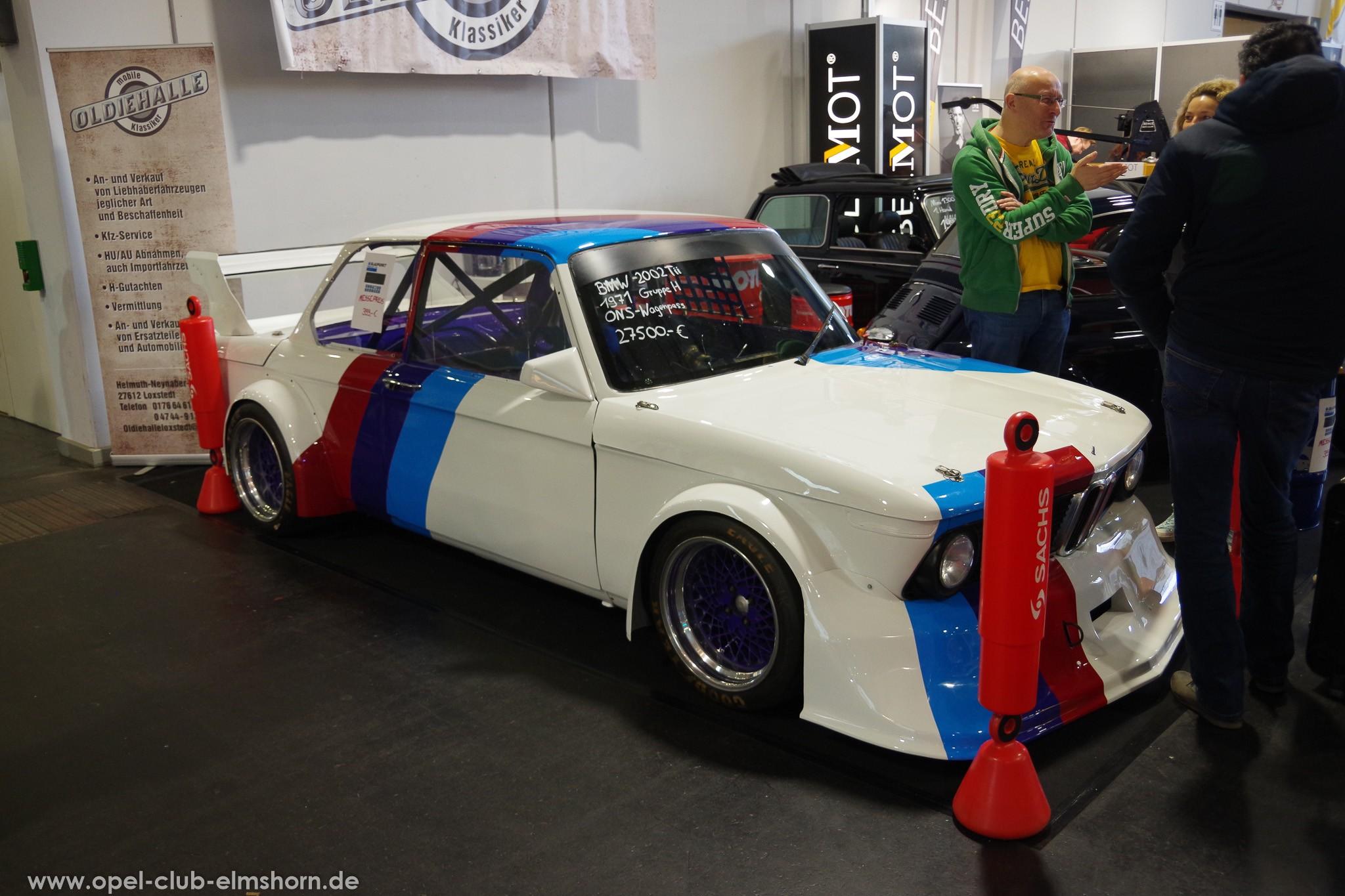 BMW 2002 Tii Motorsport