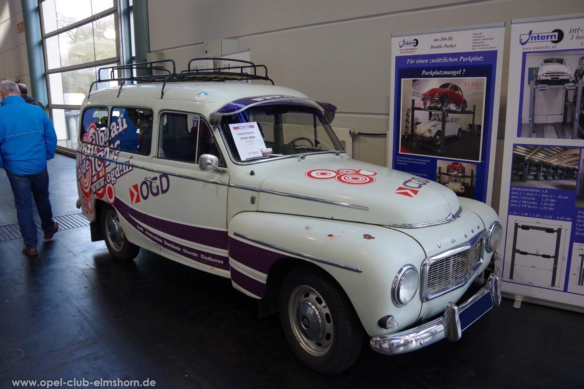 Volvo Duett P210 1800