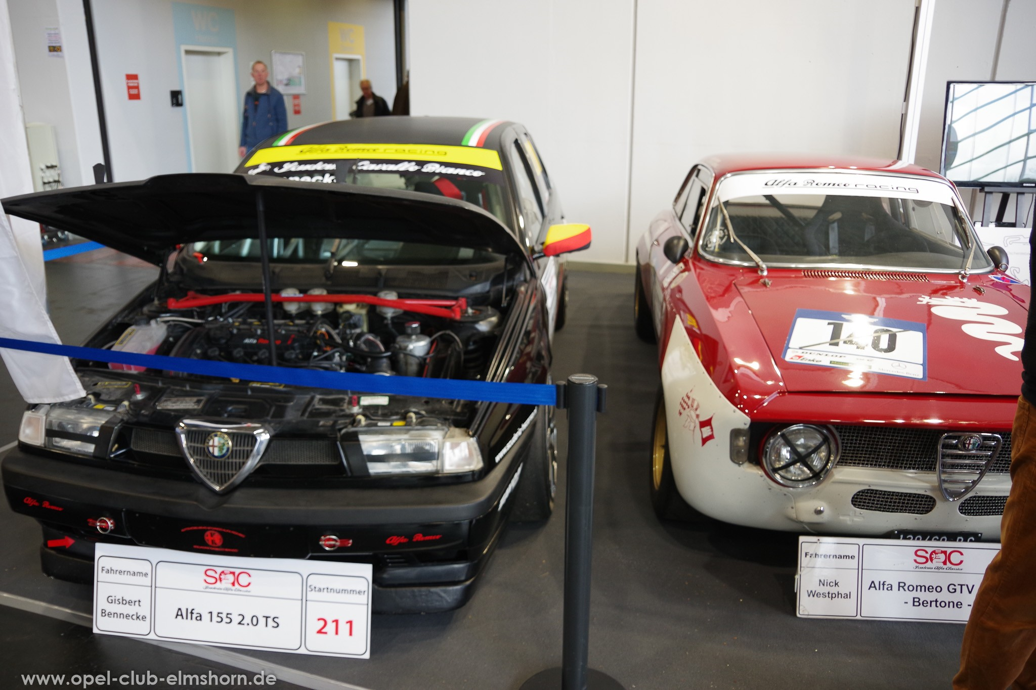 Alfa Romeo 155 und GTV