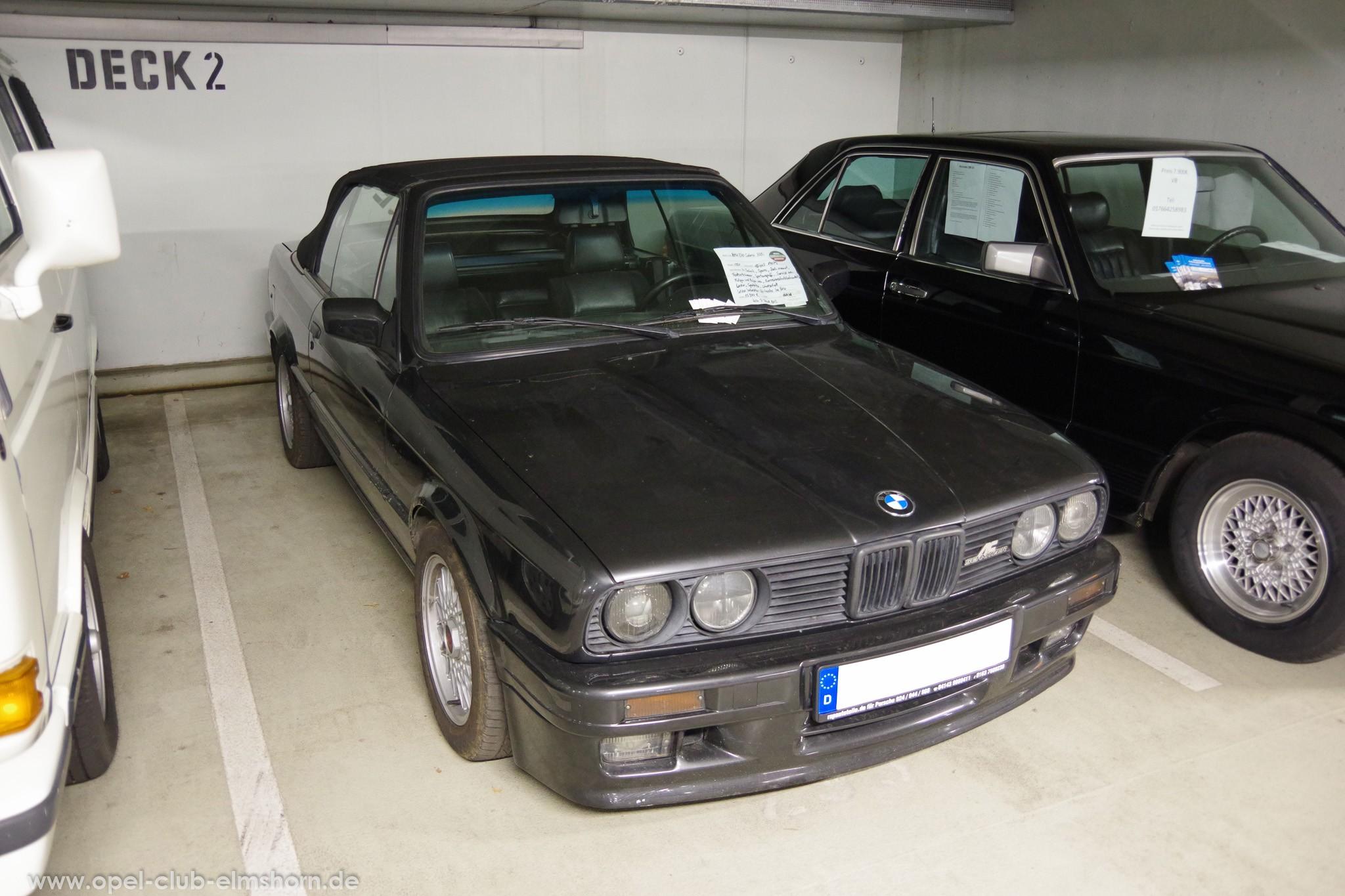BMW E30 325 Cabrio